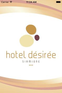 Hotel Désirée Sirmione poster