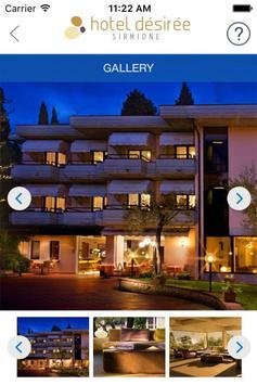 Hotel Désirée Sirmione apk screenshot