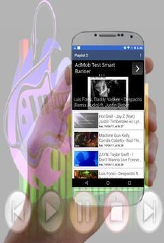 New Despacito Music Player screenshot 1