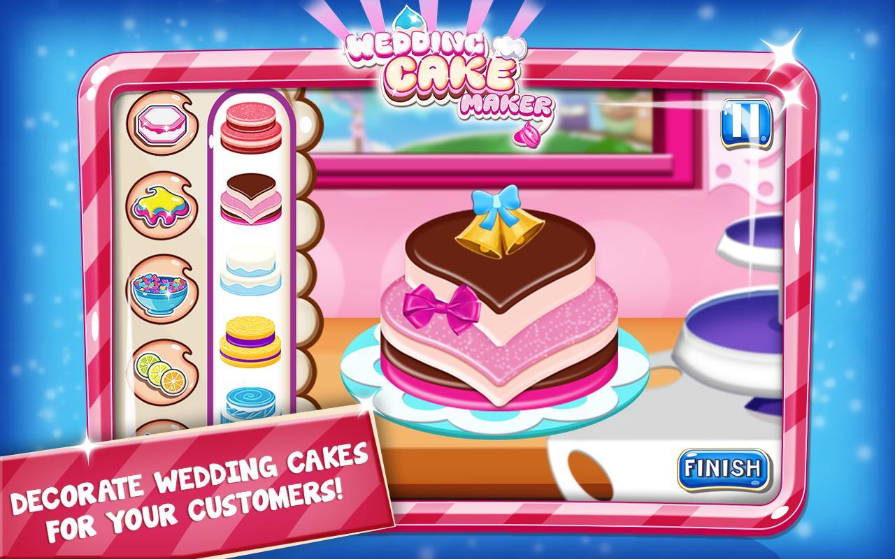 Pastel de boda:juego de cocina Descarga APK - Gratis Casual Juego ...