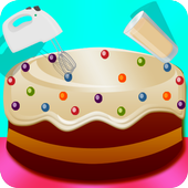 dessert cooking game 2 icon