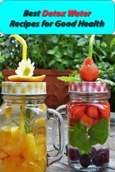 Detox water recipes for weight loss screenshot 1