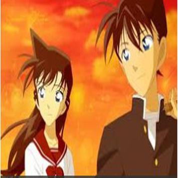 Wallpaper detektif HD Conan screenshot 2