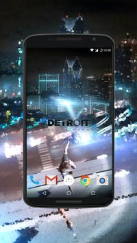 Detroit Become Human Wallpaper poster