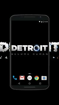 Detroit Become Human Обои скриншот 14