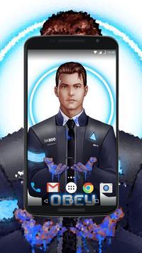Detroit Become Human Wallpaper screenshot 23