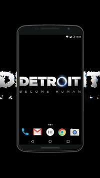 Detroit Become Human Обои скриншот 6