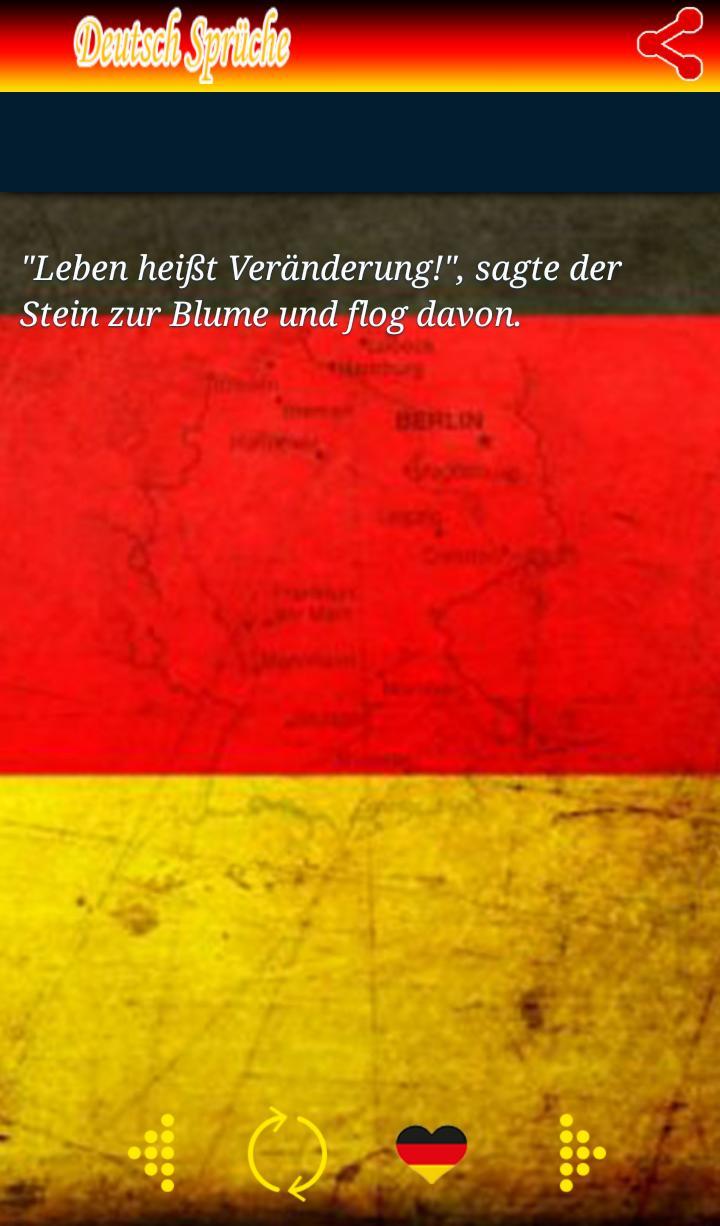 Deutsch Sprüche For Android Apk Download