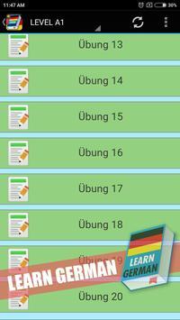 Learn German Grammar Free screenshot 3