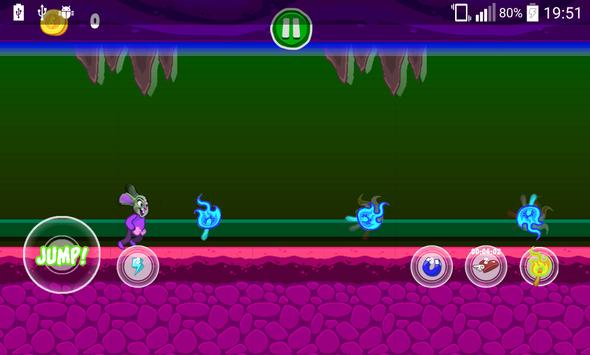 Rabbit fast Adventures apk screenshot