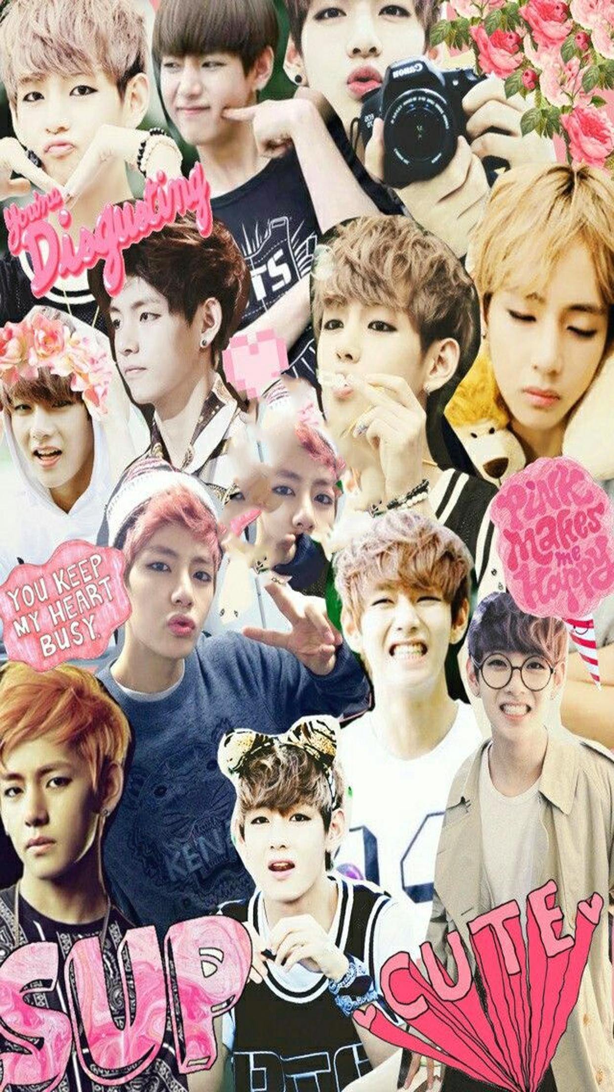 Bts Kpop Wallpapers 2018 Hd For Android Apk Download