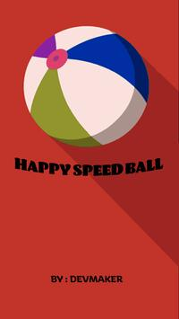 Happy Speed Baller poster