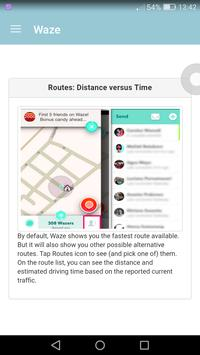 Guide For Waze Gps Navigation apk screenshot