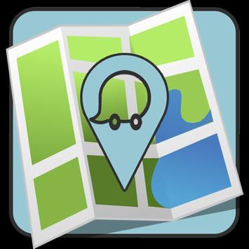 Guide For Waze Gps Navigation poster