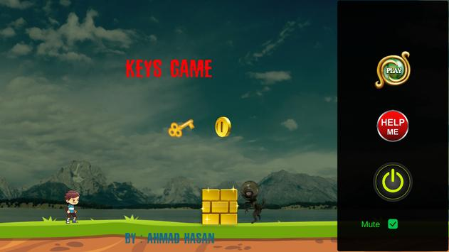 keys Game screenshot 1
