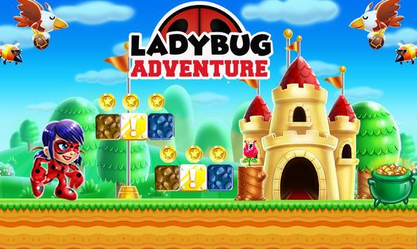 Ladybug Super chibi adventures screenshot 4