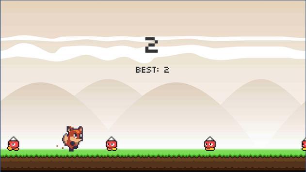 Jumping Fox poster