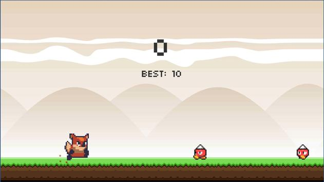Jumping Fox screenshot 1
