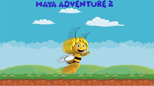 Maya Adventure 2 poster