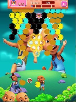 Upin Ipin Blows Ballons screenshot 1