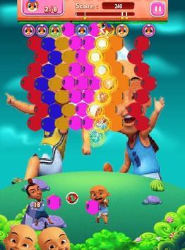 Upin Ipin Blows Ballons screenshot 2