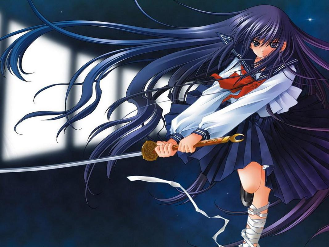 Anime Wallpaper HD Poster Apk