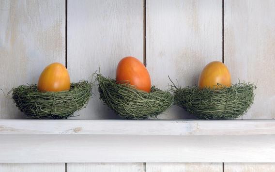 Easter Eggs Wallpaper apk screenshot