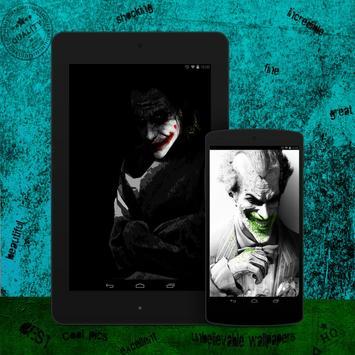 Joker wallpaper hd apk download free personalization app for joker wallpaper hd apk screenshot voltagebd Choice Image