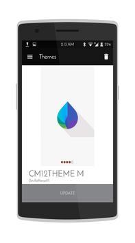 Cm12 /Cm13 Materials Stock apk screenshot