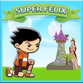 Super FELIX Run icon
