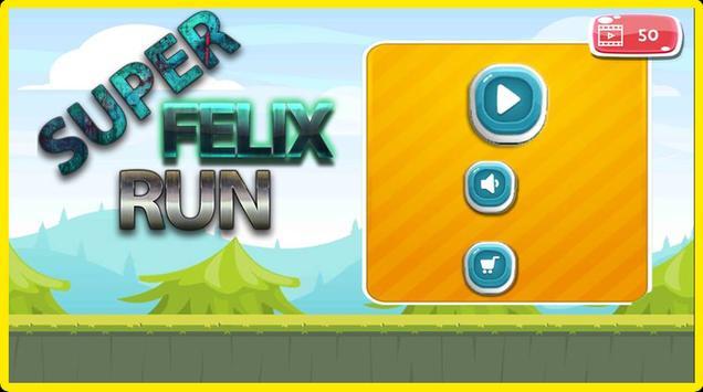 Super FELIX Run apk screenshot