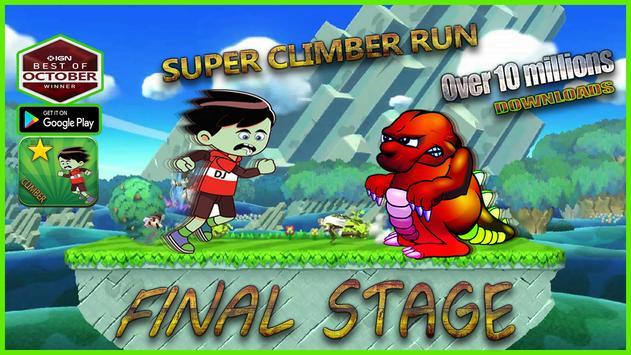 Super Climber Run apk screenshot