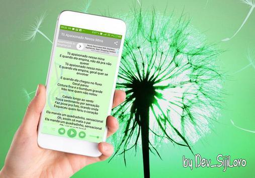 MC TH Musica Letra App apk screenshot