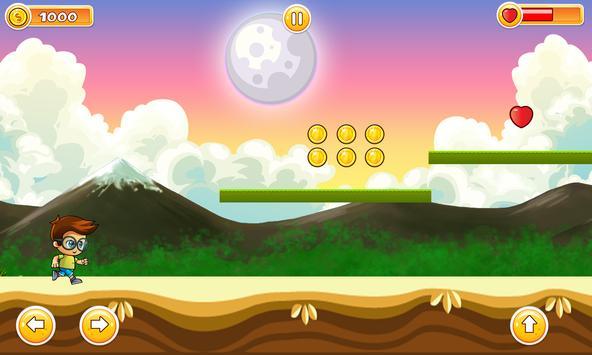 Jungle Boy Adventures apk screenshot