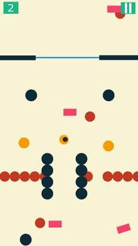 Bounce Ball Flat apk screenshot