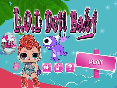 ❤️ Lol Doll Subway Baby Runner 💞 screenshot 3