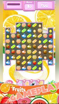 Fruit Cute Crush screenshot 1