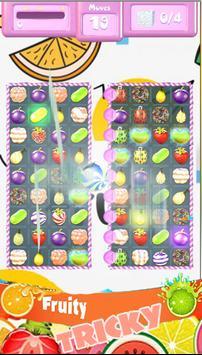 Fruit Cute Crush screenshot 2