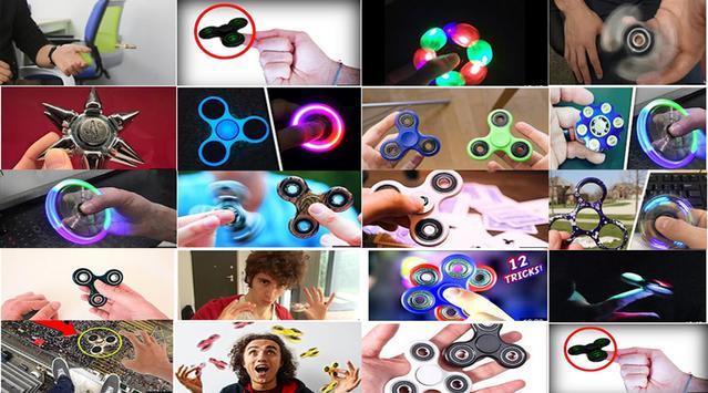 Fidget Spinner Trick Complete screenshot 2
