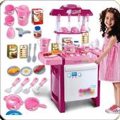 Kitchen Set Cooking Toy icon