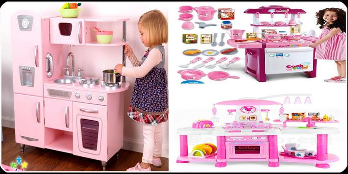 Kitchen Set Cooking Toy poster