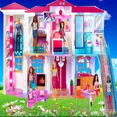 House Barbiee Toys icon