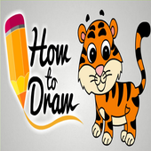 How To Draw For Kids Collections icon