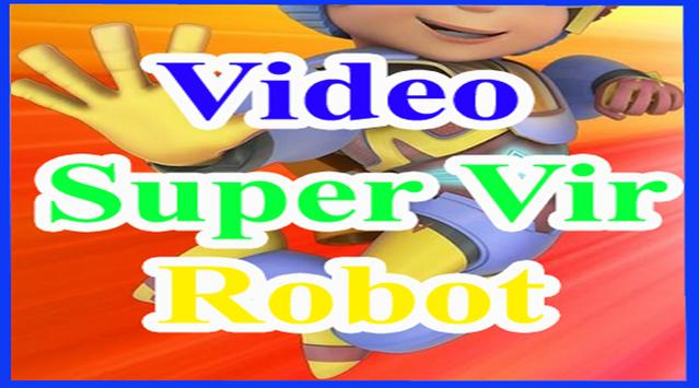 Super Vir Robot Boy Review poster