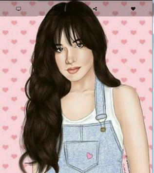 Camila Cabello Wallpapers HD poster