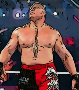 Brock Lesnar Wallpapers HD Screenshot 2