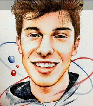 Shawn Mendes Wallpapers HD poster
