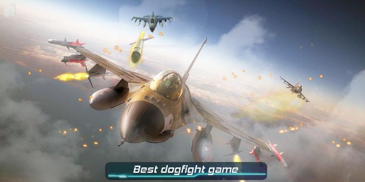 F16 VS F18 Air Attack Fighter apk screenshot