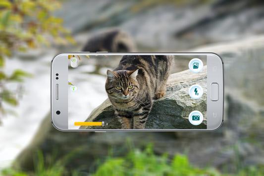 Mega ZooM Camera x50 apk screenshot