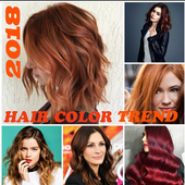 Hair Colors Trend Women 2018 icon